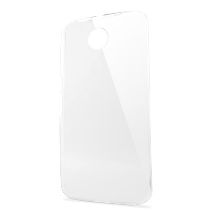 Encase Polycarbonate Google Nexus 6 Shell Skal - 100% Klar