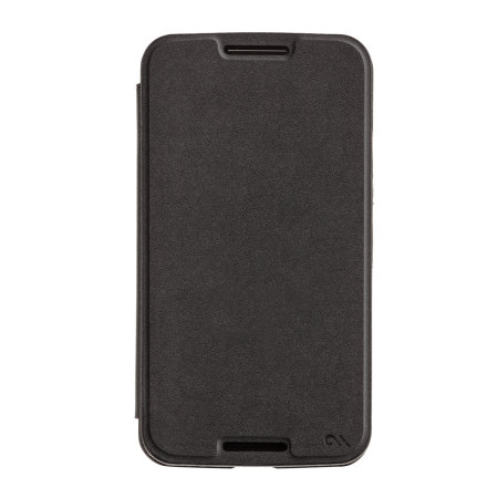 Case-Mate Stand Folio Google Nexus 6 Case - Black