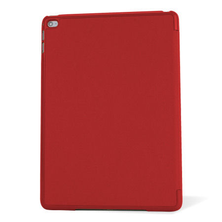 Encase iPad Air 2 Folding Stand Case - Red