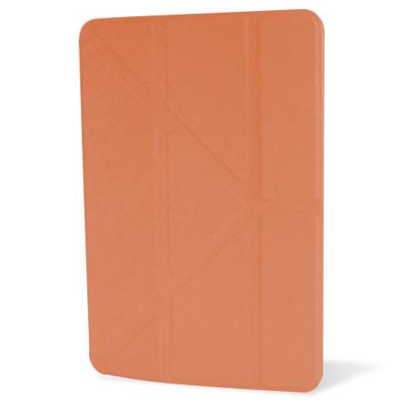 Encase Folding Stand iPad Mini 3 / 2 / 1 Case - Orange