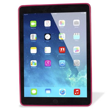 did this encase flexishield ipad air 2 gel case hot pink also