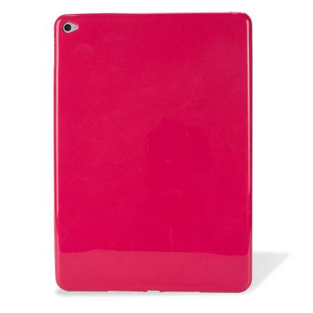 you are encase flexishield ipad air 2 gel case hot pink Snowden, 29