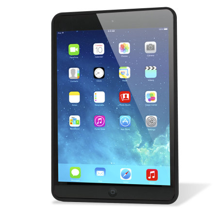 Encase FlexiShield iPad Mini 3 / 2 / 1 Gel Case - Black
