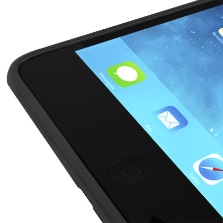 Encase FlexiShield iPad Mini 3 / 2 / 1 Gel Case - Black