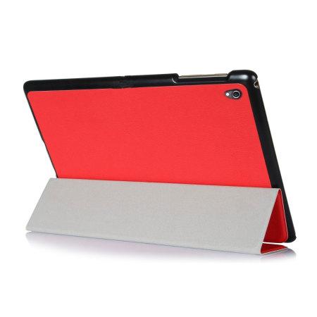 Smart Cover Google Nexus 9 IVSO – Rouge