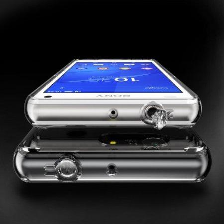 Rearth Ringke Fusion Sony Xperia Z3 Compact Bumper Case - Clear