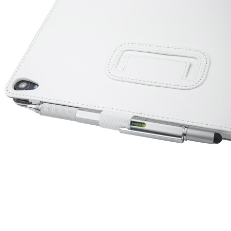 Encase Stand and Type Google Nexus 9 Case - White