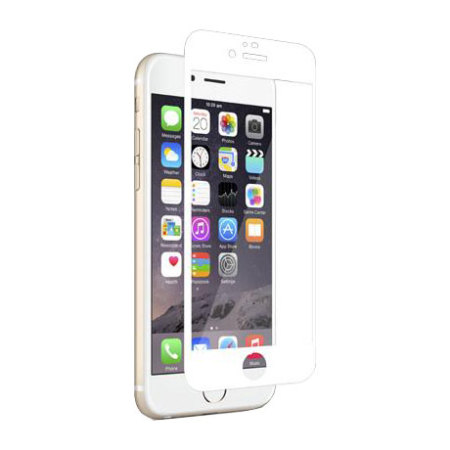 moshi ivisor iphone 6s/6 privacy glass screen protector white prohibits take, which