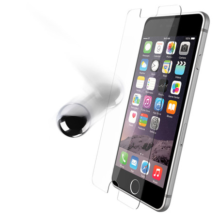 Protection d 39 cran iphone 6 6s otterbox alpha en verre for Verre trempe iphone 6s