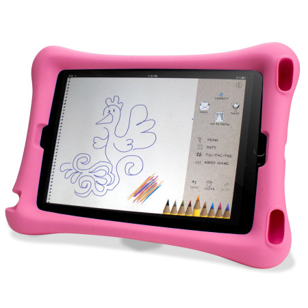 Olixar Big Softy Child-Friendly iPad 2017 / Air 2 / Air Case - Pink