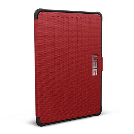 UAG Rogue iPad Air 2 Rugged Folio Case - Red
