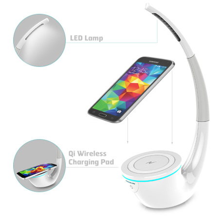 Nillkin Phantom Qi Wireless Charging Lamp