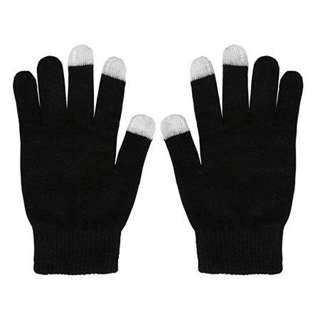 what was smart touchtip mens gloves for capacitive touch screens black think