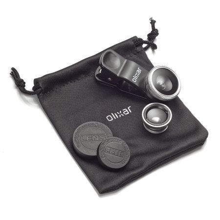 the big olixar 3 in 1 universal clip camera lens kit handset costs 21200