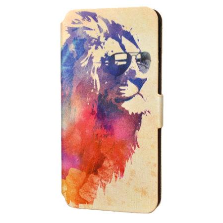 Create and Case iPhone 6S Plus / 6 Plus Book Case - Sunny Leo