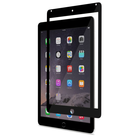 Moshi iVisor XT iPad Air 2 Screen Protector - Black