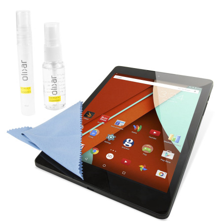 Olixar Smartphone & Tablet Cleaning Kit - Travel Pack