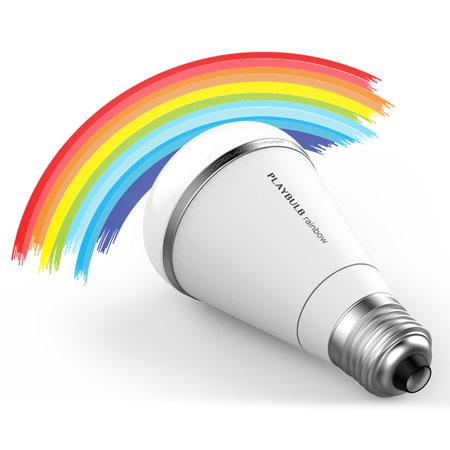 Ampoule Bluetooth Arc-en-ciel MiPow