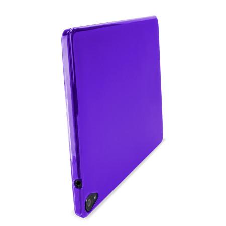 Encase FlexiShield Nexus 9 Gel Deksel - Lilla