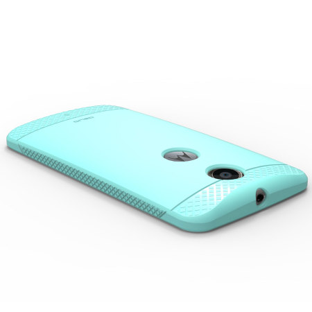 Obliq Flex Pro Nexus 6 Case - Mint
