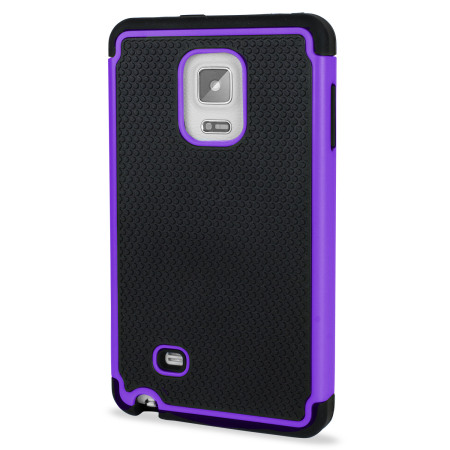 mark new samsung galaxy note edge tough case purple all