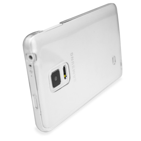Encase Polycarbonate Galaxy Note Edge Shell Case - 100% Clear