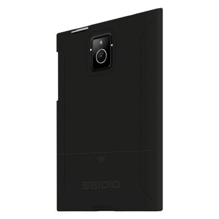 Seidio SURFACE Combo BlackBerry Passport Case - Black