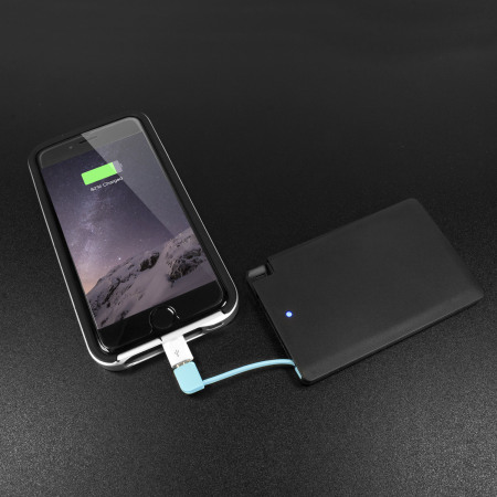 Olixar Powerwallet Portable Charger 2500mah
