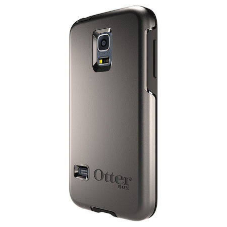 super popular aa5af 692c6 OtterBox Symmetry Samsung Galaxy S5 Mini Case - Black