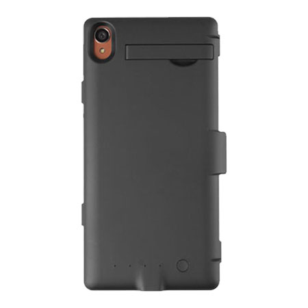 official photos 3d59a 6a312 enCharge Power Jacket Sony Xperia Z3 Battery Case 3200mAh - Black