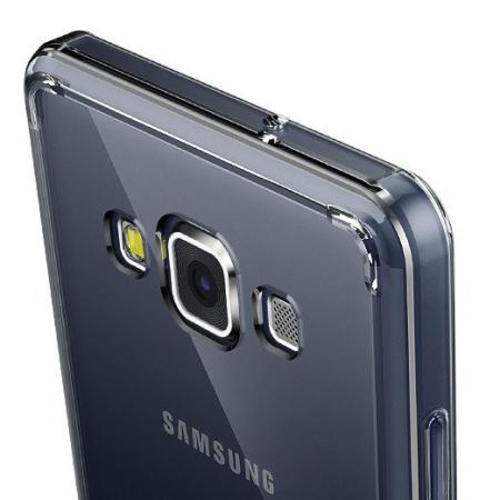 Rearth Ringke Fusion Samsung Galaxy A3 2015 Case - Crystal Clear