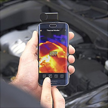 Thermal Imaging Camera for Android Devices