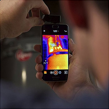 Seek Thermal Imaging Camera for Android Devices
