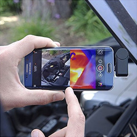c1bc47028a Seek Thermal Imaging Camera for Android Devices