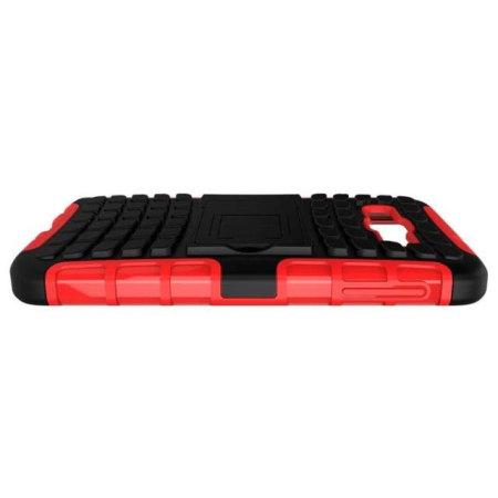 Olixar ArmourDillo Samsung Galaxy A3 2015 Protective Case - Red