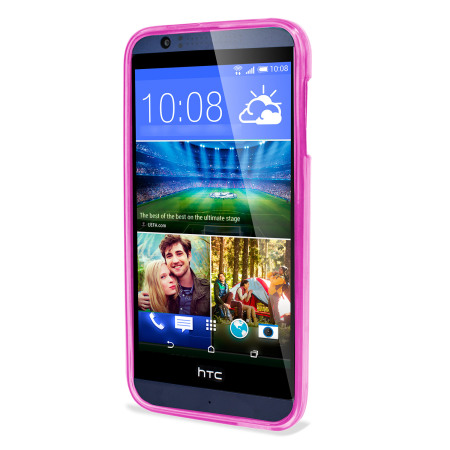love corporate olixar flexishield htc desire 510 case pink see
