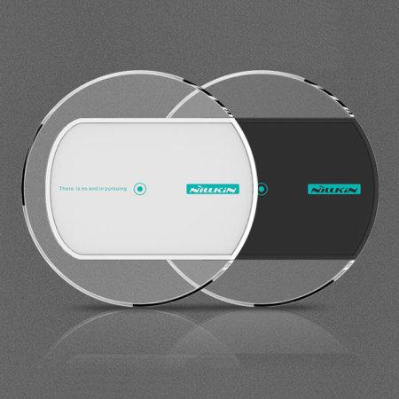 Plaque de Chargement Sans Fil Nillkin Qi Magic Disk 2 - Blanche