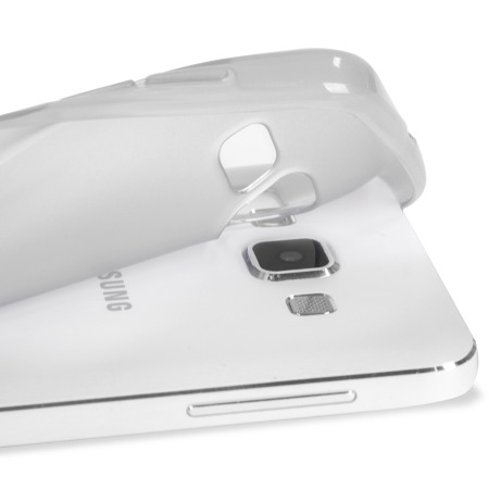 encase flexishield samsung galaxy a5 2015 case frost white clever devices take