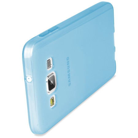 Olixar FlexiShield Samsung Galaxy A5 2015 Case - Light Blue