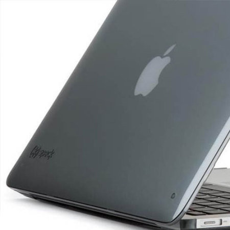sale retailer 35ee5 12f7e Speck SmartShell MacBook Pro Retina 15 Inch Case - Nickel Grey
