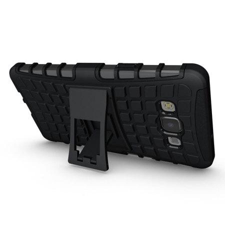 Encase ArmourDillo Samsung Galaxy A7 2015 Protective Case - Black