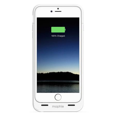 Mophie Juice Pack Iphone 6s Plus 6 Plus Battery Case White Scopri le migliori offerte, subito a casa, in tutta sicurezza. mobile fun