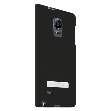 Seidio SURFACE Combo Samsung Galaxy Note Edge Case - Black
