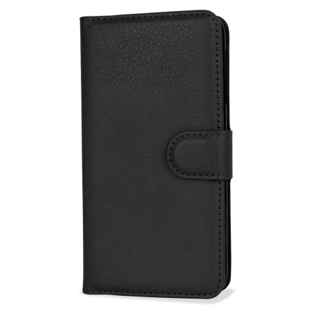 industry-leading online shop olixar leather style htc desire 510 wallet case black