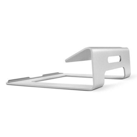 Support MacBook & Ordinateur portable Twelve South ParcSlope - Argent