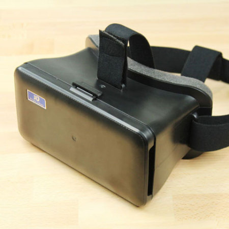 Universal 4.7 - 6 inch 3D Virtual Reality Video Glasses