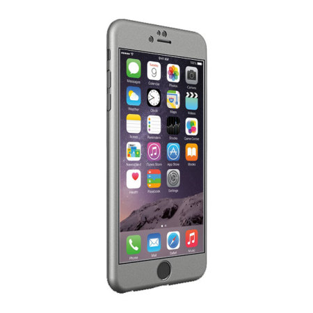 SwitchEasy AirMask iPhone 6S Plus / 6 Plus Protective Case Space Grey