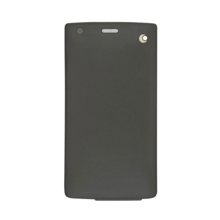 Noreve Tradition LG G4 Leather Case - Black