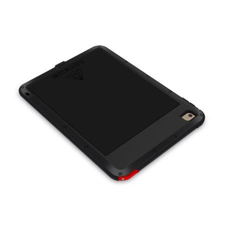 Love Mei Powerful Apple iPad Air 2 Protective Case - Black