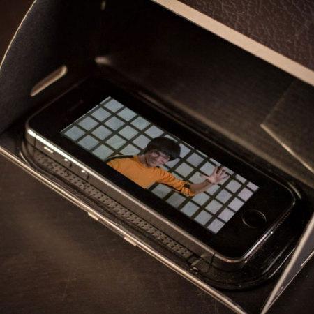 Portable Cinema Universal Cardboard Smartphone Projector